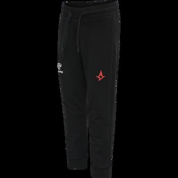 hmlASTRALIS OCHO PANTS, BLACK, packshot