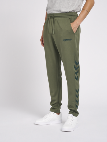 hmlLEGACY POLY TAPERED PANTS
