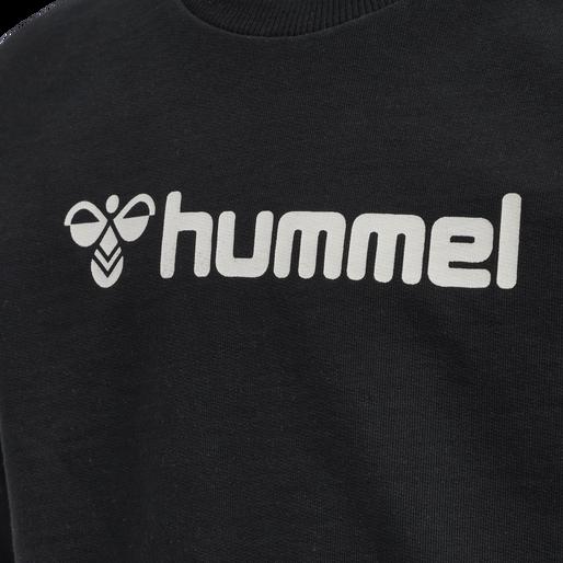 hmlSPRING TRACKSUIT, BLACK, packshot