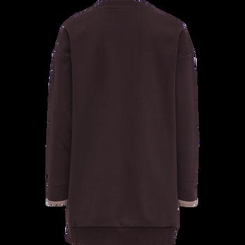 hmlSAWA DRESS L/S, FUDGE , packshot
