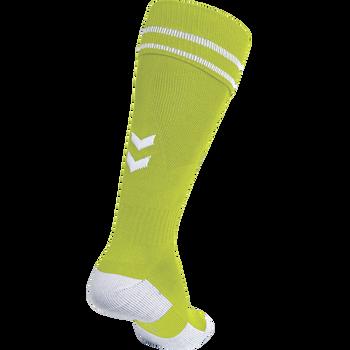 ELEMENT FOOTBALL SOCK , GREEN GECKO, packshot