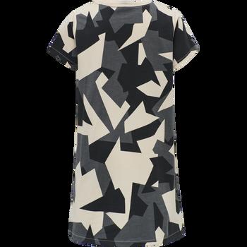 hmlDISH DRESS S/S, BLACK/BLACK, packshot