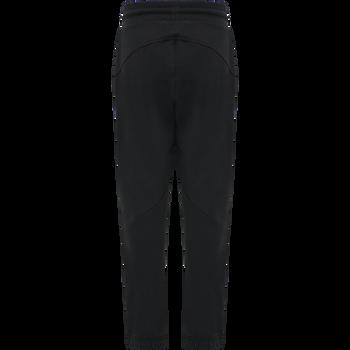 hmlNUEVE PANTS, BLACK, packshot