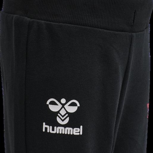 hmlASTRALIS ARIN CREWSUIT, BLACK, packshot